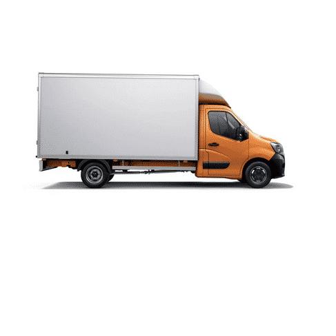 New Renault Master Luton & Box Van For Sale