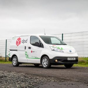 Nissan NV200 Electric Lease