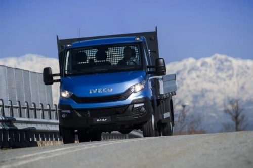 New Iveco Daily Tipper