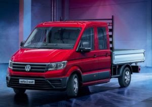 VW Crafter Dropside