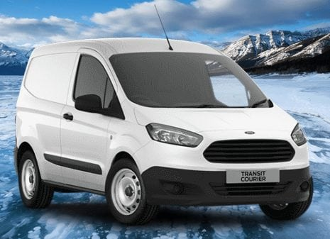Ford Transit Courier Lease