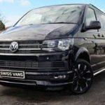 VW Transporter Chome Sidebar