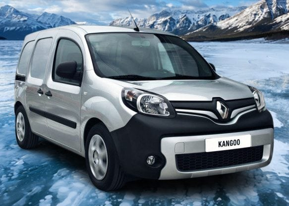 New Renault Kangoo Business