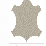 Cream Beige Leather