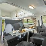 Transit Custom Camper Nugget Table