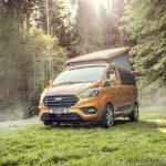 Ford Transit Camper Nugget