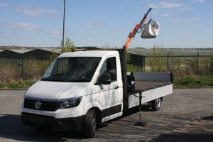 New VW Crafter Tipper Lease