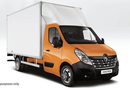 Renault Master Luton