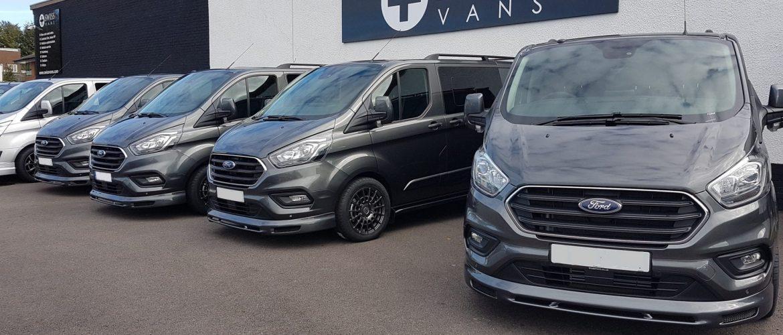 3 of the best vans for plumbers