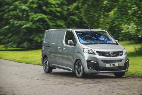 New Vauxhall Vivaro Lease