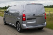 new vauxhall vivaro back