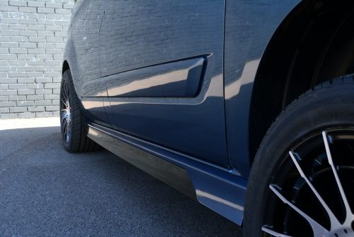 Fort Transit Custom Hornet side skirts left
