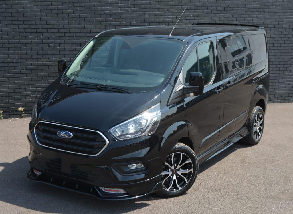 Ford Transit Custom Lease Deal