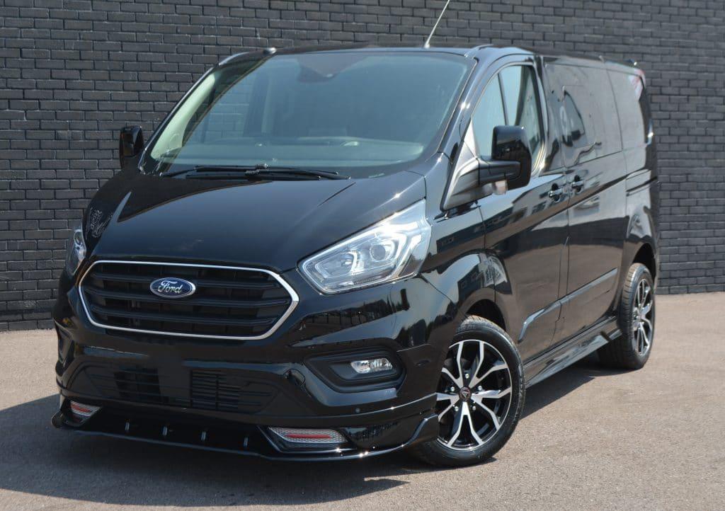 Ford Transit Custom Sport Hornet From Swiss Vans UK