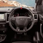 Ford Ranger Raptor Steering Wheel