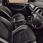 Ford Ranger Raptor Leather