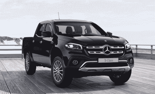 New Mercedes X Class Lease