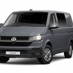 VW Transporter Pure Grey