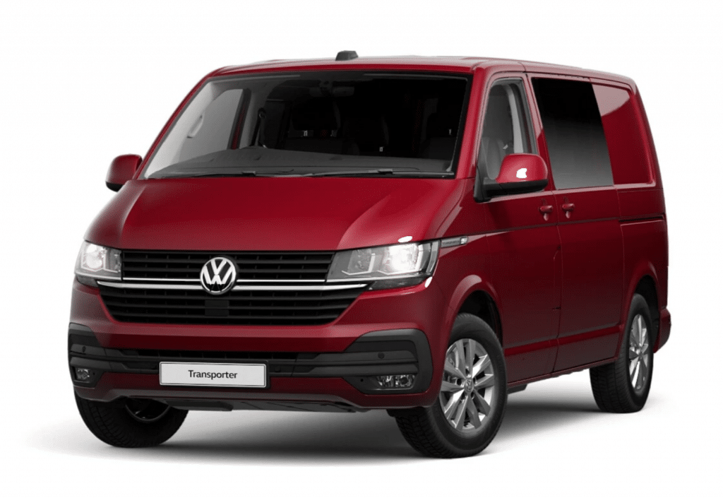 New-VW-Transporter-Fortana-Red
