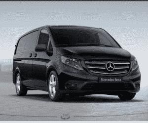 New Mercedes Vito Van