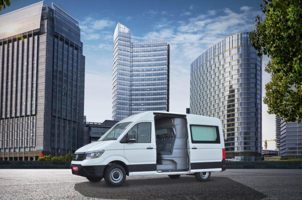 VW Crafter Crew Van