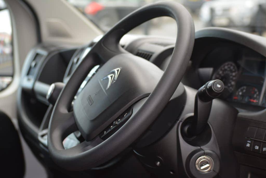 Citroen Relay Steering Wheel