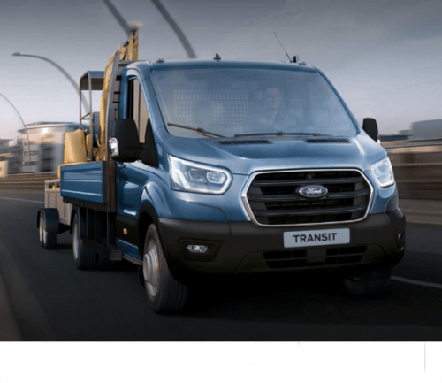 Ford Transit Tipper Sale