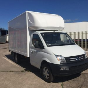 New LDV Luton Vans for sale
