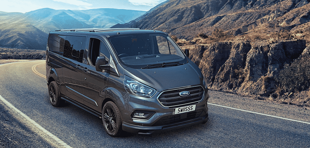 New 2020 Ford Transit Sport WASP Double Cab