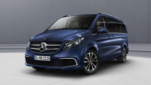 Mercedes Viano V Class Lease