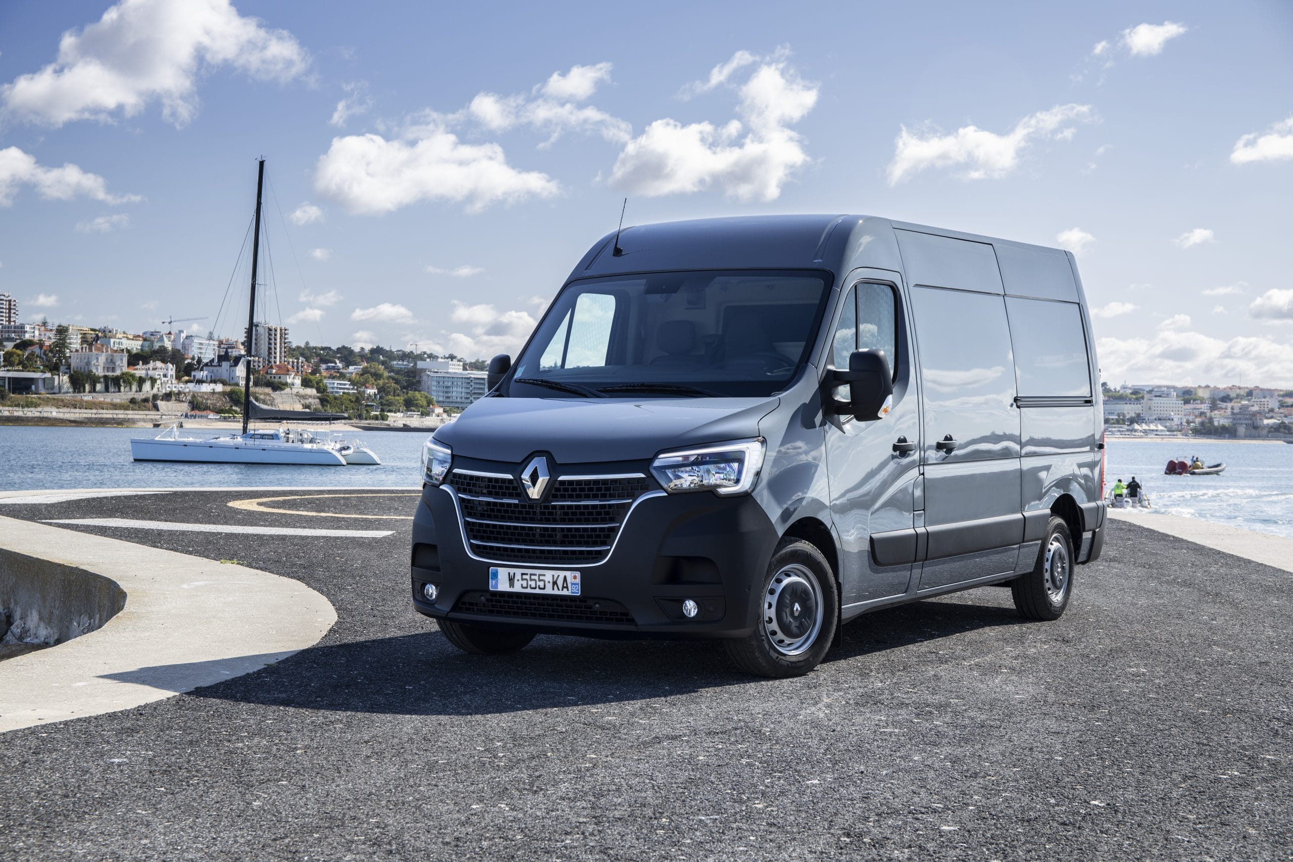 New 2020 Renault Master For Sale