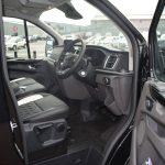 Ford Transit Custom WASP Interior