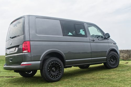 VW Transporter Swamper Side