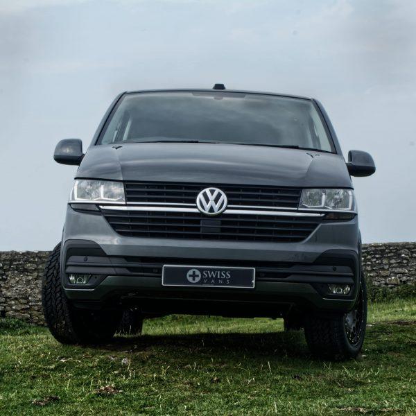 VW Transporter Swamper Front