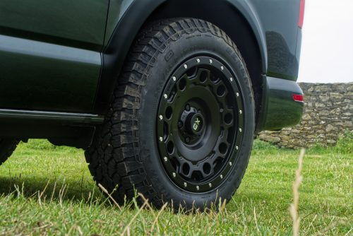 VW Transporter Swamper Alloys