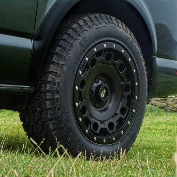 VW Transporter Swamper Alloys