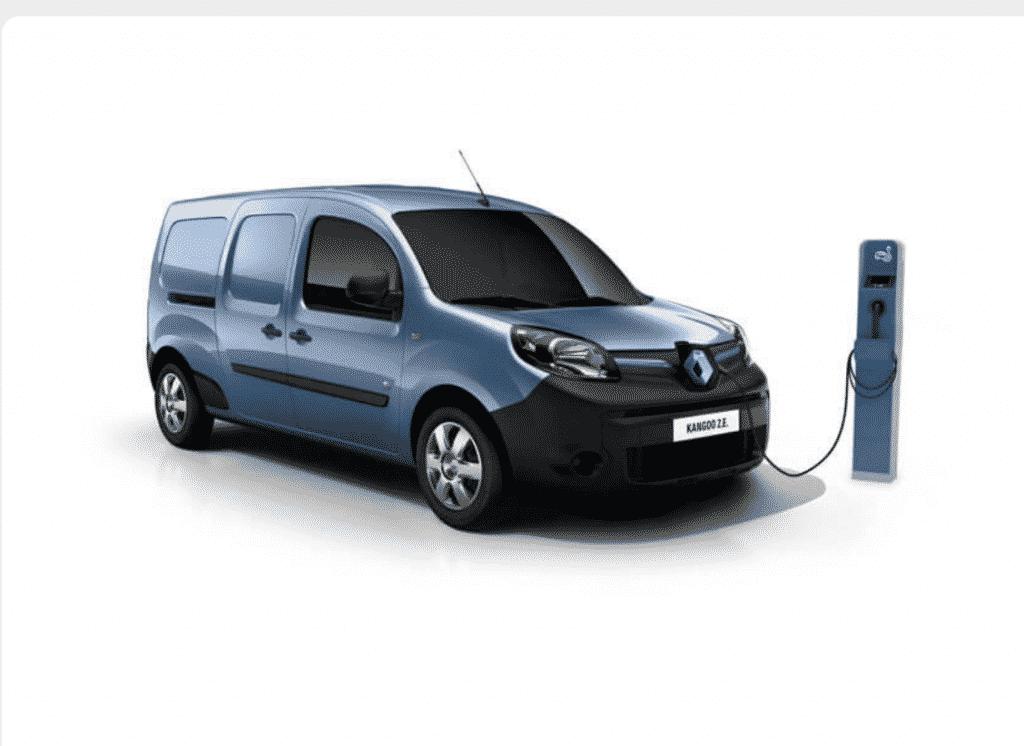 Electric Renault Kangoo
