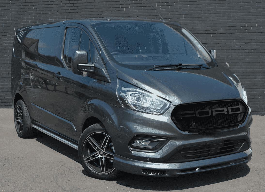 Ford Transit Custom lease | Swiss Vans - Large UK Ford ...