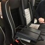 Ford Transit Custom Sport WASP Folding Centre Console
