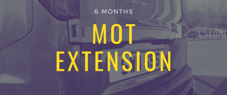 6 Months MOT Extension