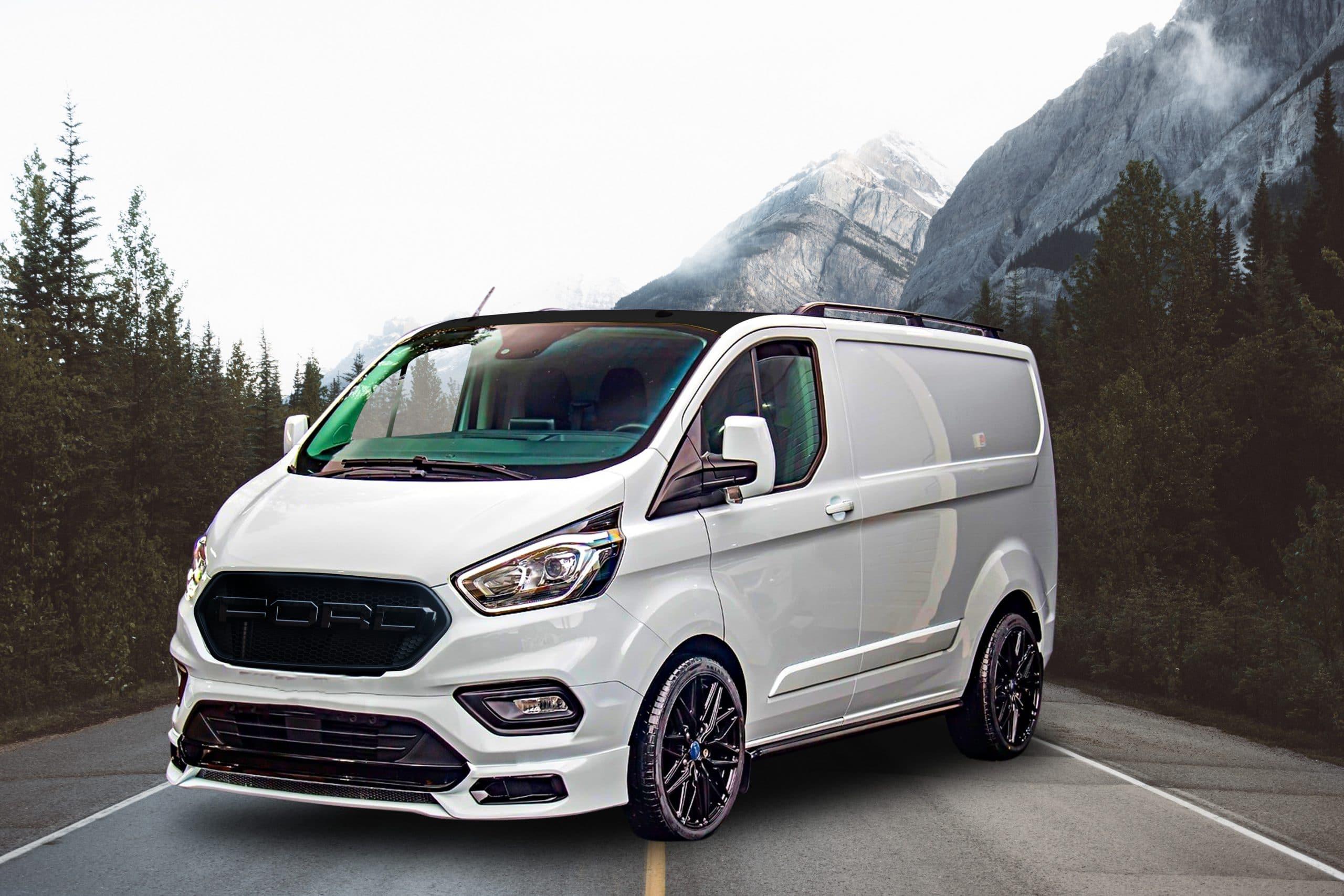 New Ford Transit Custom Sport ICE WASP & Hornet