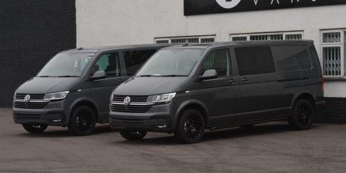 VW Transporter Lease deals