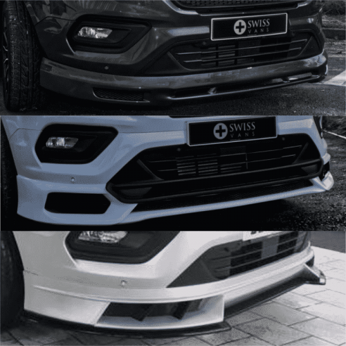 Ford Transit Custom Splitters