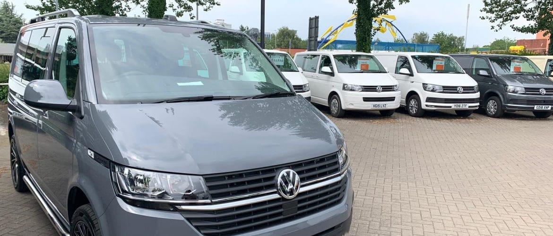 VW Transporter 199 DSG 6 Month Lease