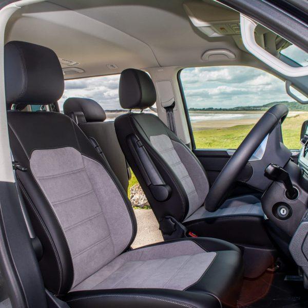 VW Caravelle ABT Front Seats