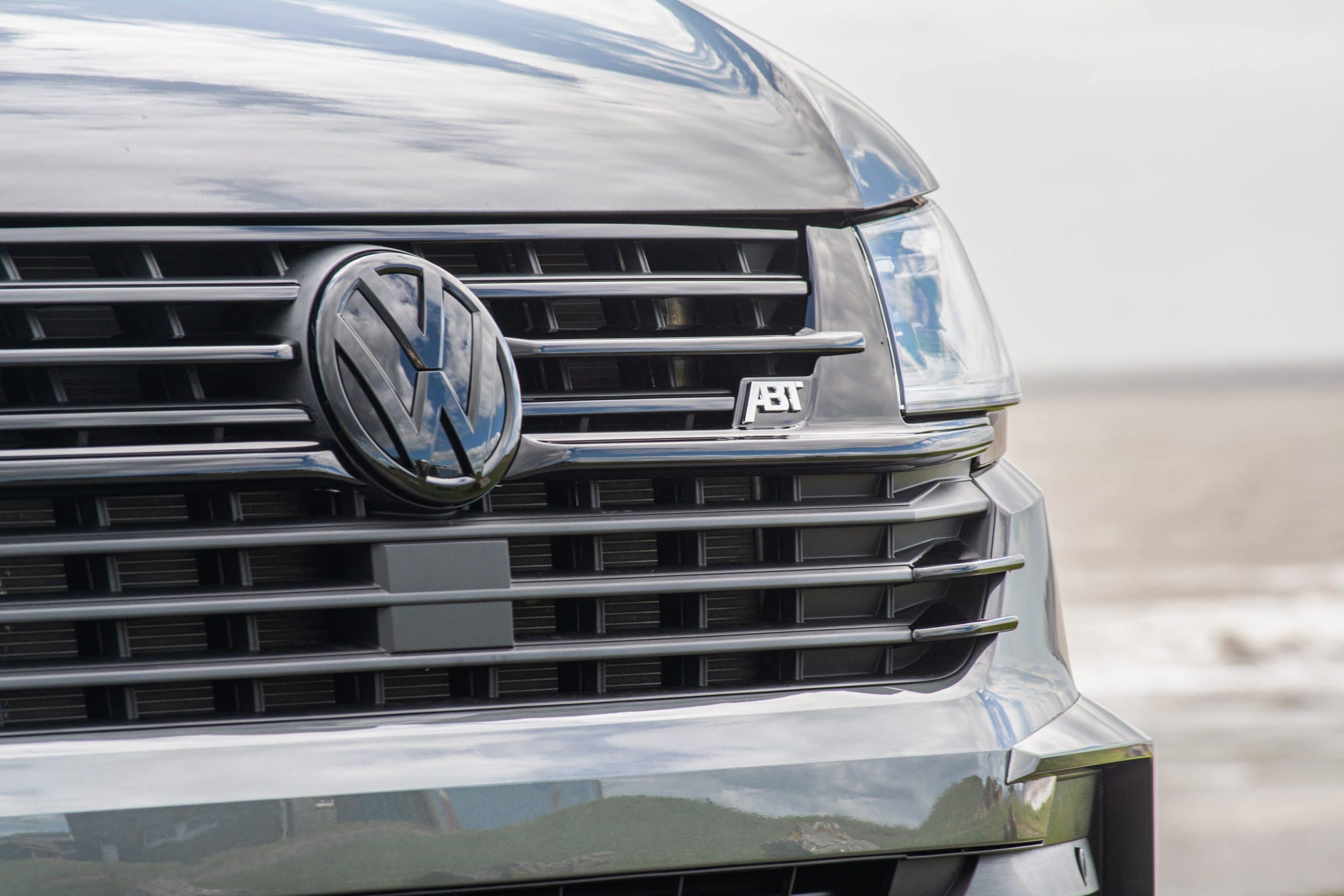 VW Transporter ABT Badge
