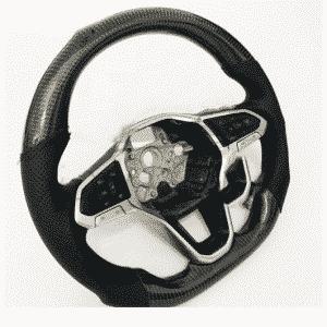 VW Transporter T6 Carbon Steering Wheel