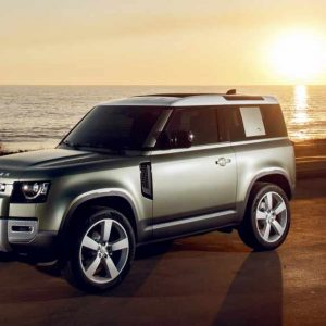 New 2021 Land Rover Defender Lease