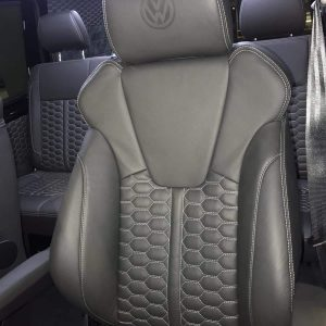 Swiss vans deluxe leather T6 Seats