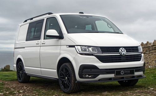 VW Transporter WASP